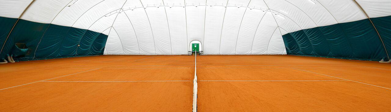 Sport Halls LTD. Konštrukciu pneumatyczne - balón