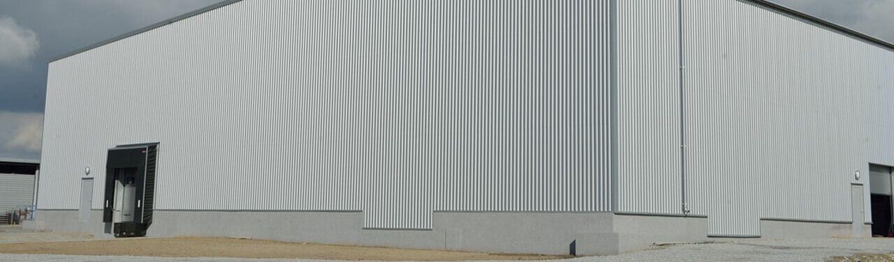Sport Halls LTD. Zimný haly