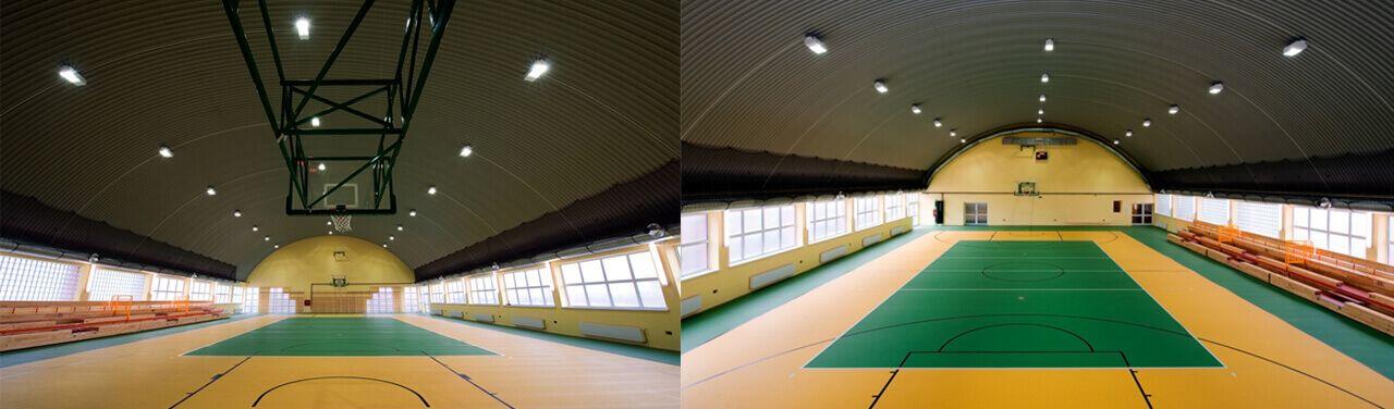 Sport Halls LTD. Haly pri školách