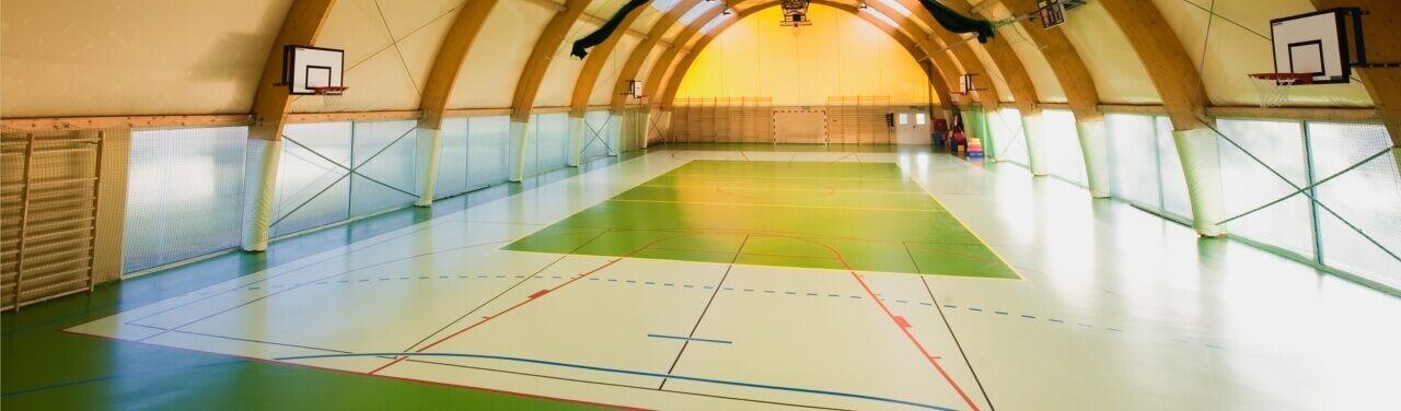Sport Halls LTD. Polyuretánové povrchy