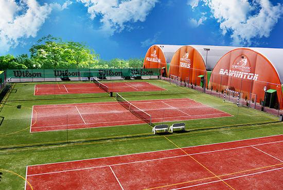 Sport sufraces - Sport Halls