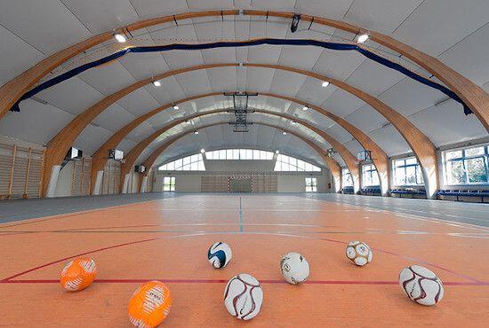 Sport Halls - Komplexná realizácia športových zariadení