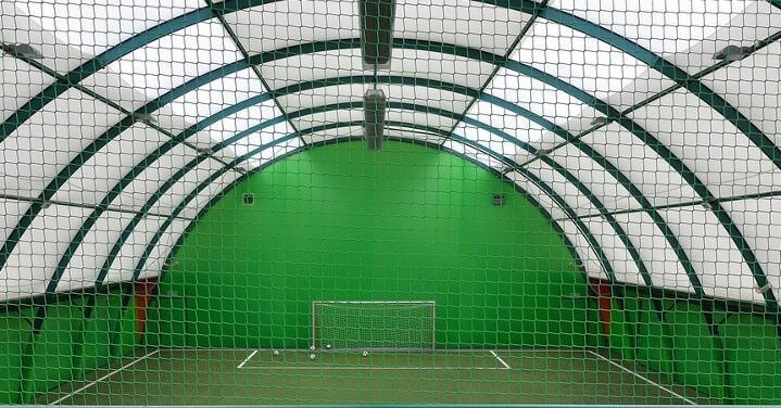 Futbalové haly