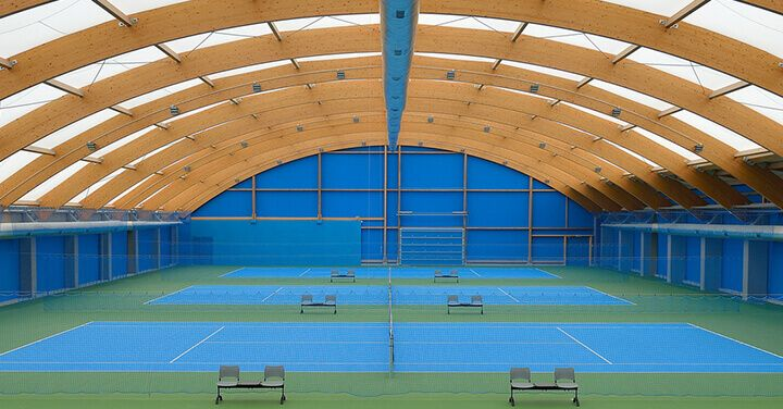 Tenisové haly Wimbledon
