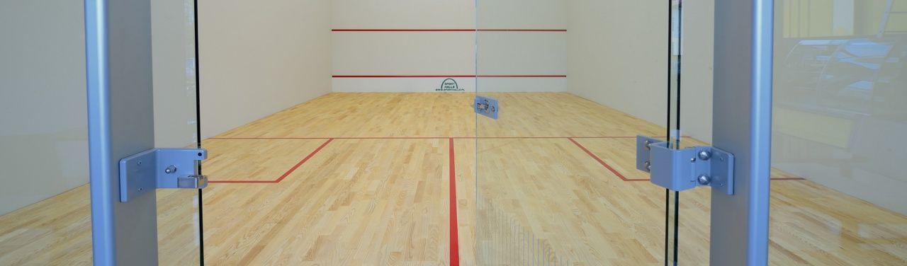 Sport Halls LTD. Haly na squash